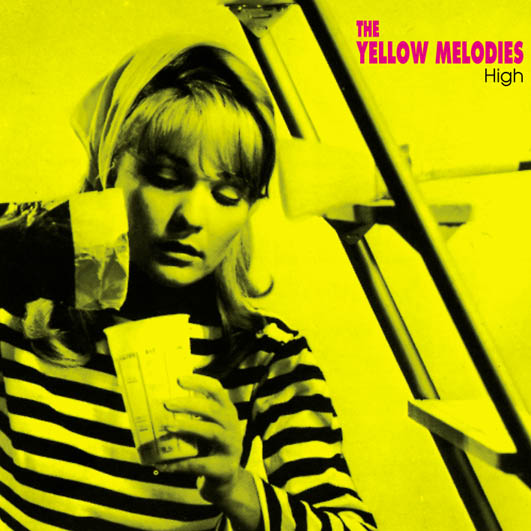 yellow melodies - high
