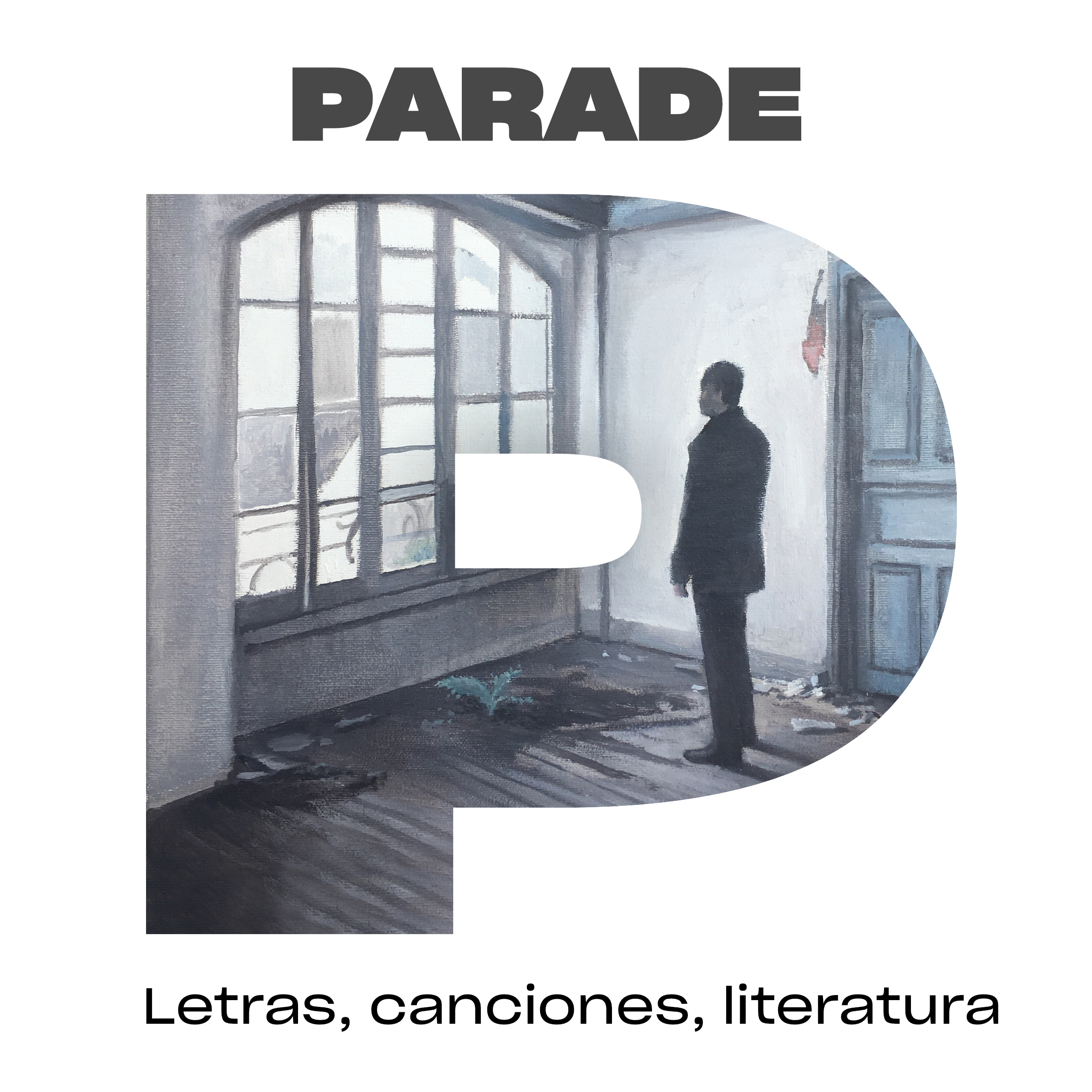 Single digital LETRAS CANCIONES LITERATURA-Parade