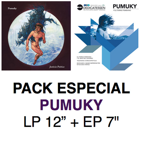 PUMUKY pack especial