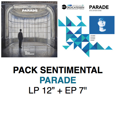 PARADE pack sentimental